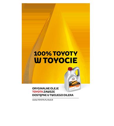 Toyota – Oryginalne oleje